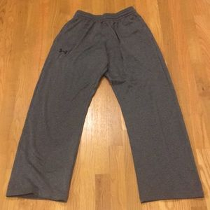 Under Armour Grey Sweatpants